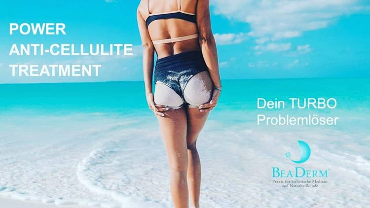 Anti Cellulite Behandlung Beaderm